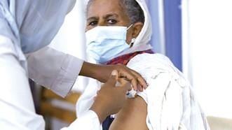Chích ngừa vaccine Covid-19 ở Nam Phi