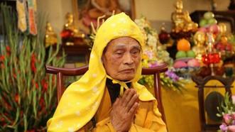 Đại lão hòa thượng Thích Phổ Tuệ - Biểu tượng sáng ngời của Phật giáo Việt Nam