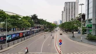 Thêm 4 ca dương tính, Hà Nội đề nghị người dân không ra khỏi nhà