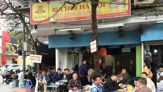 Hà Nội yêu cầu dừng bia hơi, giải tỏa chợ cóc, không tụ tập quá 10 người
