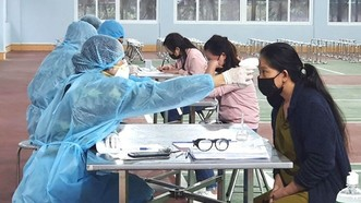 Hà Nội lại thêm 7 ca nghi nhiễm, có 3 ca trong cộng đồng