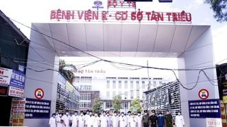 Kết thúc cách ly y tế, dỡ phong tỏa hoàn toàn Bệnh viện K