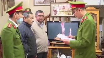 Thanh Hóa: Khởi tố nguyên chủ tịch UBND thị trấn Ngọc Lặc