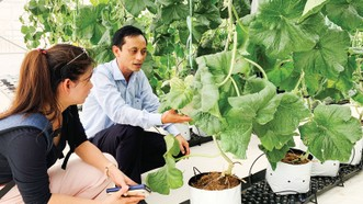 Công ty TNHH MTV Môi trường đô thị TPHCM chuyển hóa  bãi rác Đông Thạnh thành khu nông nghiệp công nghiệp cao