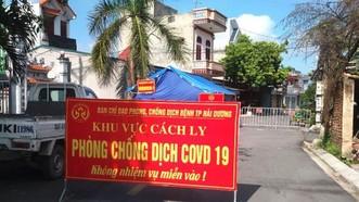 Hải Dương giãn cách xã hội TP Chí Linh từ 12 giờ trưa 28-1