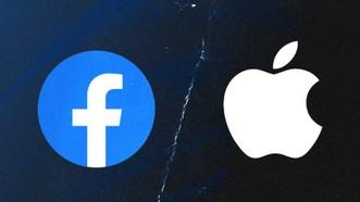 Facebook không nhân nhượng Apple
