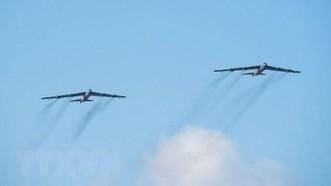 Máy bay chiến đấu của quân đội Mỹ. Ảnh: ABC