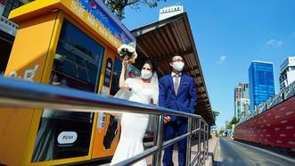 Đám cưới thích ứng và văn minh