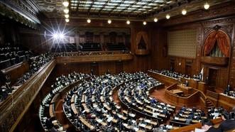 Toàn cảnh phiên họp Quốc hội Nhật Bản tại Tokyo ngày 18-1. Ảnh: TTXVN