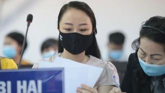 Bà Nguyễn Thị Bích Hường - nạn nhân trong vụ tai nạn giao thông do xe Mercedes chạy quá tốc độ tông trúng