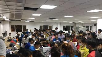 Hàng trăm công nhân khởi kiện một doanh nghiệp tại Long An