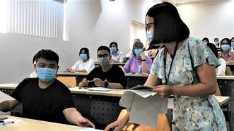 Thí sinh thi đánh giá năng lực do ĐH Quốc gia TPHCM tổ chức tháng 3-2021 để xét tuyển đại học