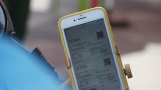 """Quy định rõ """"người có app xanh được di chuyển"""""""