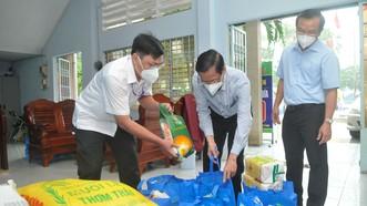 Phó Bí thư Thường trực Thành ủy TPHCM Phan Văn Mãi: Xây dựng cộng đồng an toàn và không Covid-19