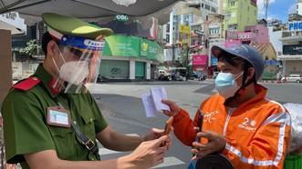Công an TPHCM phát hiện hơn 17.000 người ra đường không lý do chính đáng