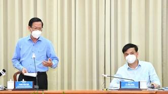 """Chủ tịch UBND TPHCM Phan Văn Mãi: Xây dựng và làm mới """"thương hiệu"""" TPHCM"""