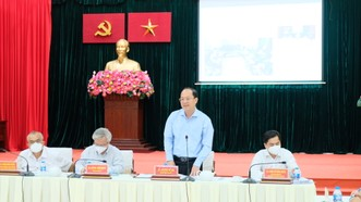 Phó Bí thư Thành ủy TPHCM Nguyễn Hồ Hải: Cán bộ, đảng viên điều chỉnh cuộc sống cùng người dân vượt qua khó khăn