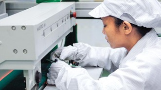 Vốn thực hiện của các dự án đầu tư trực tiếp nước ngoài ước đạt 9,24 tỷ USD, tăng 6,8% so với cùng kỳ năm 2020
