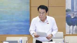 Trưởng Ban Dân nguyện Dương Thanh Bình