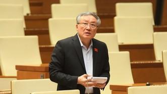 Chánh án Toà án nhân dân tối cao Nguyễn Hòa Bình. Ảnh: QUANG PHÚC