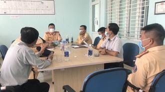 Bộ Công an thông tin về xe chở hàng siêu trọng gây mất an toàn giao thông trên tuyến cao tốc Đà Nẵng – Quảng Ngãi