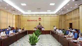 Đầu tháng 8, Nghệ An sẽ đón khoảng 1.000 người từ TPHCM về quê đợt 1