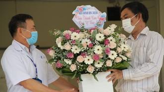 41 ngày tích cực cứu bệnh nhân Covid-19 đối mặt với cửa tử