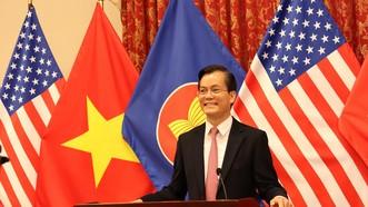 Đại sứ Việt Nam tại Mỹ Hà Kim Ngọc. Ảnh: TTXVN