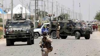 Lính Mỹ trong chiến dịch truy quét Al Shabab ở Somalia