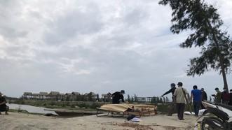 Quảng Nam: Phát hiện 3 thi thể ngư dân Quảng Ngãi mất tích trên biển