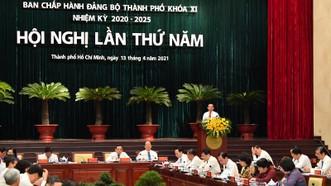 Bí thư Thành ủy TPHCM Nguyễn Văn Nên: Chống dịch Covid-19 vẫn là ưu tiên số 1