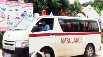 9 học sinh nhập viện khi uống thuốc tẩy giun