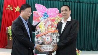 Thăm hỏi, động viên học viên đang cai nghiện trên địa bàn Quảng Nam