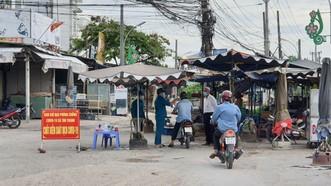 Phong tỏa, cách ly xã Tân Thanh, huyện Cái Bè