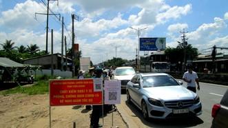 Tiền Giang: người dân không ra đường từ 18 giờ đến 6 giờ sáng hôm sau