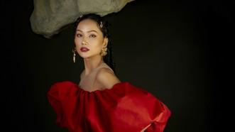 Hoa hậu H'Hen Niê gửi gắm những thông điệp về phụ nữ trong bộ ảnh mừng 8-3