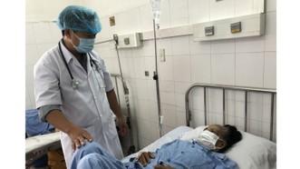 30 phút cứu sống bệnh nhân vỡ động mạch nguy kịch