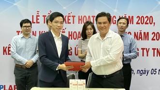 SHTPLabs cùng Công ty TNHH Bách Thư ký hợp đồng