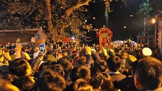 Dừng tổ chức nhiều lễ hội lớn mùa xuân 2021