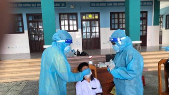 TPHCM: Chưa quyết định thời gian đi học lại đối với học sinh xã Thạnh An, huyện Cần Giờ