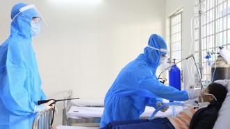 Khu thu dung và điều trị F0 tại Trường Tiểu học Bình Hoà (quận Bình Thạnh) chính thức tiếp nhận bệnh nhân từ ngày 2-8