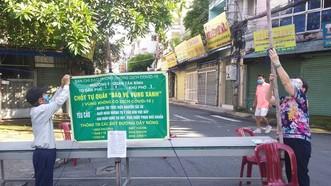 Quận Tân Bình, Phú Nhuận cơ bản kiểm soát được dịch Covid-19