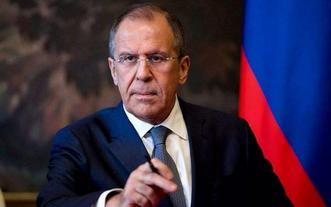 俄羅斯外交部長拉夫羅夫。(圖源:Getty Images)