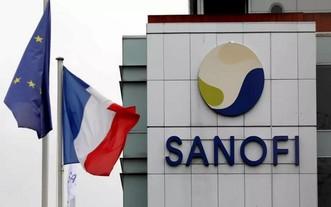 賽諾菲集團位於Vitry-sur-Seine的一處辦公樓。(圖源:路透社)