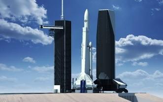 搭載 143 顆衛星 SpaceX 火箭發射被推遲。(圖源:互聯網)