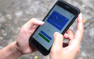 Bluezone 應用程式增設健康申報