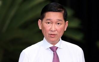 市人委會原副主席陳永線。(圖源:友科)