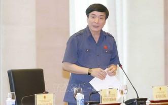 國會辦公廳主任裴文強。(圖源:越通社)