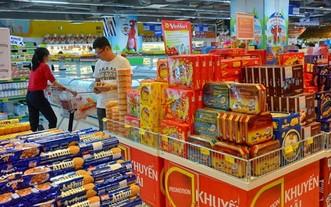 越南零售市場日趨發展。