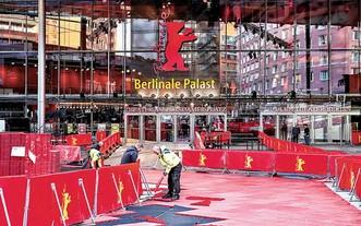 柏林國際電影節即將在戶外舉行公映。(圖源:互聯網)